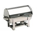 Chafing dish económico acero inoxidable Gastronorm GN 1/1
