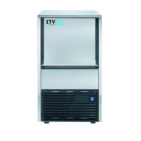 ITV Máquina Hielo Quasar 30C Agua - 33 kg/24h